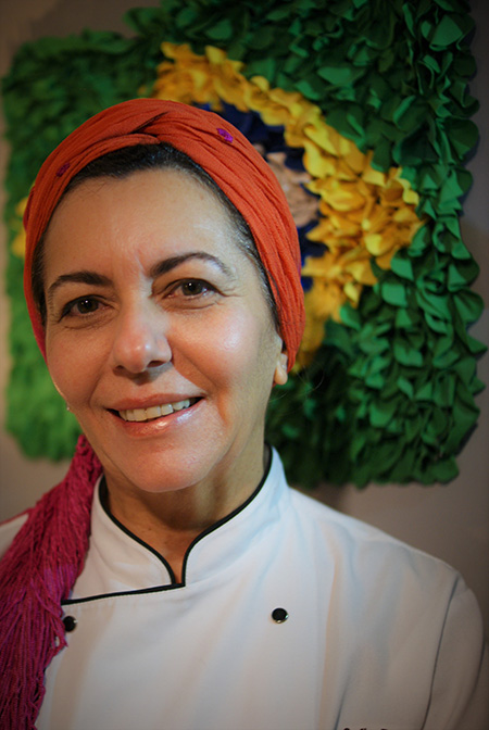 Chef Sofia Bendelak