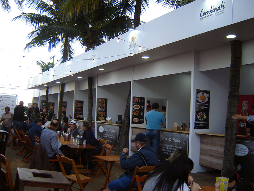 10º Festival Gastronômico do Guarujá